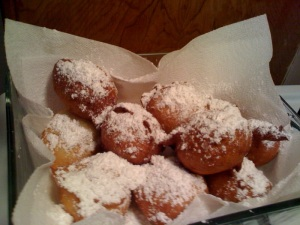 Fried Goodness for San Giuseppe